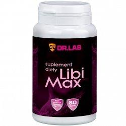 LIBI MAX 80 kaps suplement zwiększający libido u kobiet