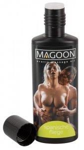 Olejek do masażu erotycznego z hiszpańską muchą 100ml