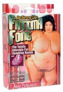 Lalka miłości - Puppe Fatima Fong