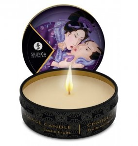 Shunga - Libido / Exotic Fruits Massage Candle 30 ml
