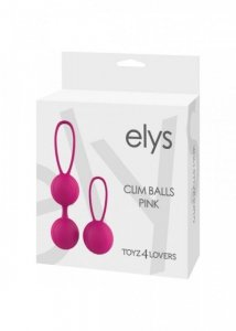 PALLINE ELYS - CLIM BALLS PINK