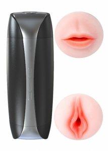 Masturbator- SUSAN Double Delight 2.0 - 36 functions USB