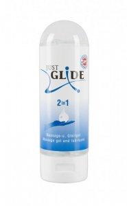 Żel-Just Glide 2in1 200