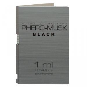 Feromony-PHERO-MUSK BLACK 1 ml