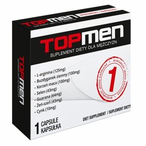 TopMen erekcja potencja 1kaps