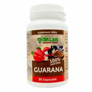 Guarana natural bez wypełniaczy 90kaps