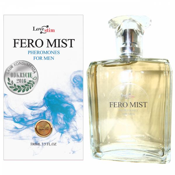 Fero Mist MOCNE męskie NAGRODZONE FEROMONY aż 100ml