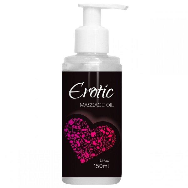 Olejek do masażu i lubrykant zapach miłości pożądania 150ml