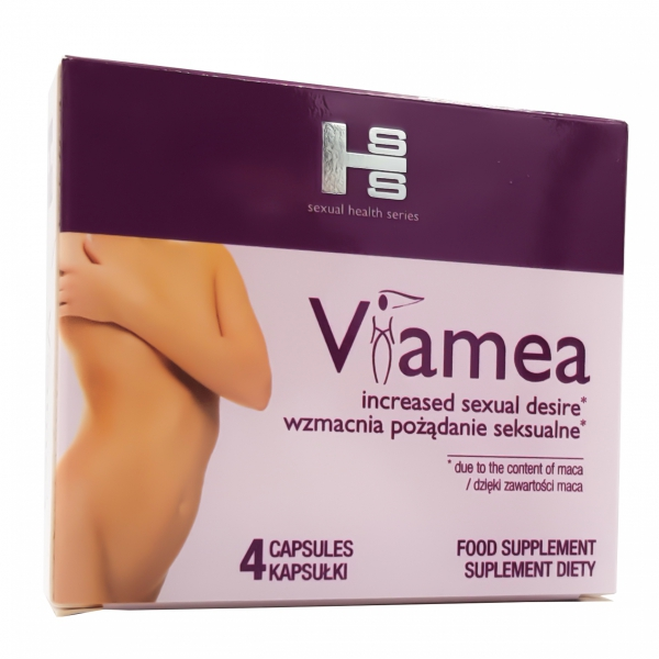 viamea 4tab. mocno podnosi libido i wzmacnia orgasm
