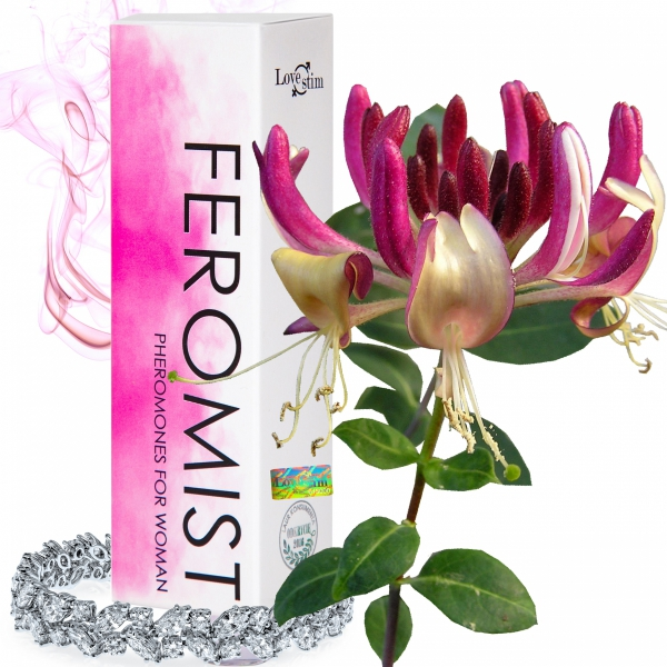 NOWE MOCNIEJSZE FEROMONY FEROMIST 15ML