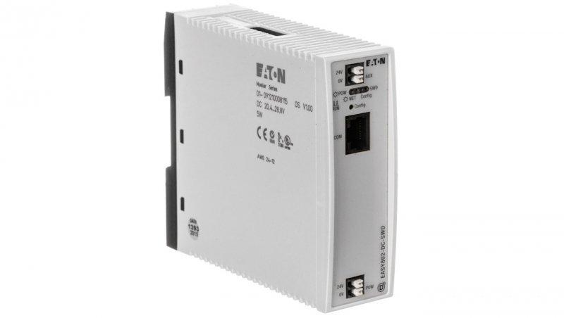 Zestaw startowy easy800 ze SmartWire-DT + kabel + soft EASY-BOX-802-SWD-USB 158461