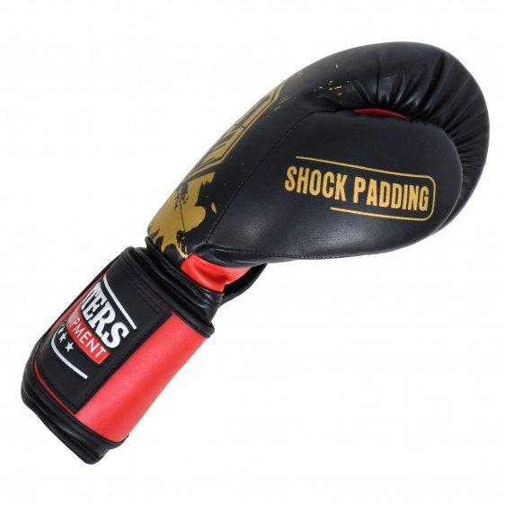 Rękawice bokserskie MASTERS GOLIAT 16 oz - RPU-16G