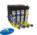 4x Tusz Zamiennik Epson T1811-4 XP102, XP202, XP205, XP30, XP305, XP405 - GP-E1815 ZESTAW
