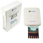 G&G Photo Printer Mini Drukarka do zdjęć z telefonu ZINK