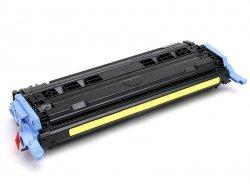 Toner Zamiennik żółty do HP 1600, 2600, 2605, CM1015, CM1017 -  Q6002A