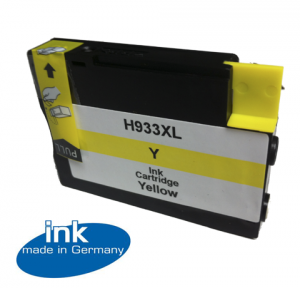 Tusz Zamiennik HP 933XL 6100, 6600, 6700, 7110, 7610 - GP-H933XLY Yellow