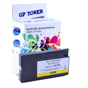 Tusze do HP 953XL OfficeJet Pro 7740 8210 8710 8720 8730  - GP-H953XL Y Yellow