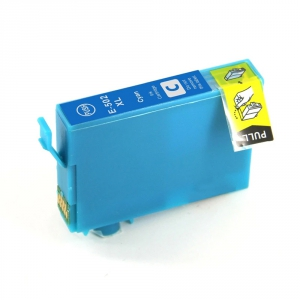 Tusze do EPSON 502XL XP-5100 WF-2800 WF-2860 - GP-E502XL C Cyan