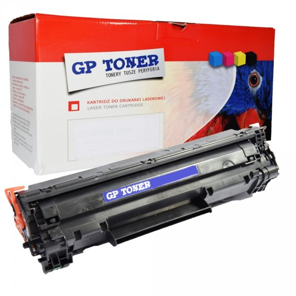 Toner Zamiennik do HP P1102, P1100, M1130, M1132, M1210, M1212 - GP-H285