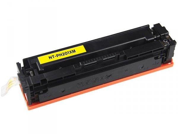 Toner do HP Color LaserJet Pro M252dw M277dn M277dw - Yellow Zamiennik CF402X