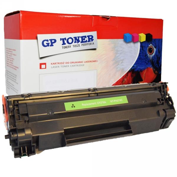 Toner zamiennik HP LaserJet Pro M12a M12w M26nw CF279A - GP-HCF279A