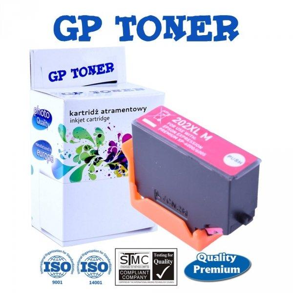 Tusze do Epson 202XL Expression Premium XP-6000 XP-6005 XP-6100 - GP-E202M - Czerwony