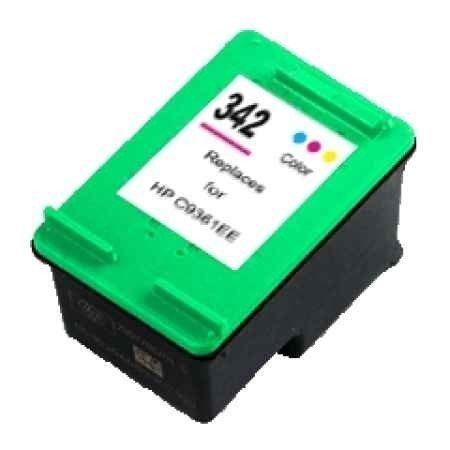 Tusz Zamiennik HP 342 PSC 1510 Photosmart 2575, 7830, 8050xi, C4180, Deskjet 5440, D4160 - GP-H342 Color