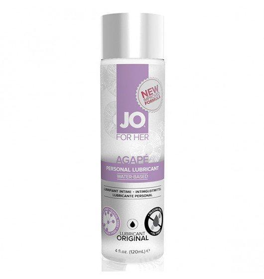 System JO - lubrykant na bazie wody dla kobiet neutralny 120ml