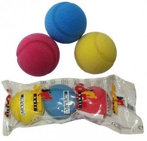Miękka piłka tenisowa 3 szt