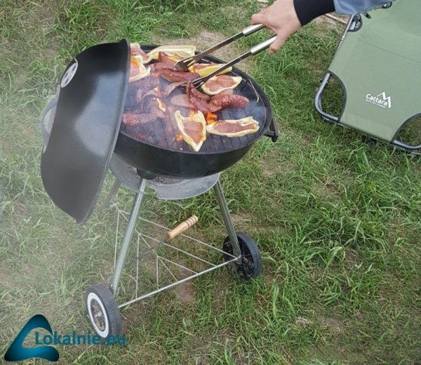 Grill węglowy BARI 46cm