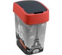 Kosz na śmieci 25L Flip Bin Paryż