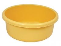Miska 6L okrągła żółta