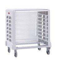 Wózek Max System™ Rack white z blatem roboczym