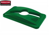 Pokrywa do koszy Slim Jim® Commingle lid Green