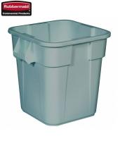 Kontener BRUTE® kwadrat 106L Grey