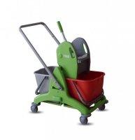 Wózek do sprzątania Carello 3P 2x25L