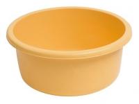 Miska 4L okrągła żółta