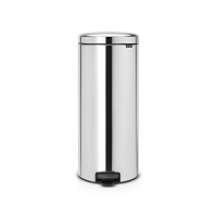 Kosz pedałowy NEWICON 30L Brilliant Steel