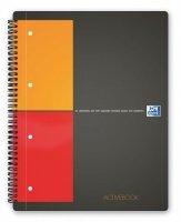 Kołonotatnik Oxford Activebook A4+