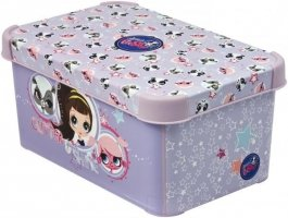 Pojemnik DECO'S STOCKHOLM S LITTLEST PET SHOP