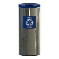 Kosz do segregacji odpadów EKO PRESTIGE 45L papier