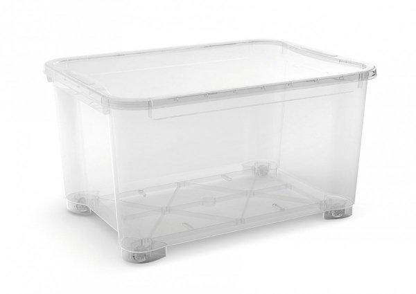 Pojemnik z pokrywą KIS T-BOX 145 litrów