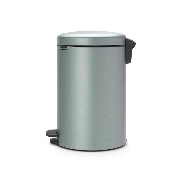 Kosz pedałowy NEWICON 20L Metallic Mint