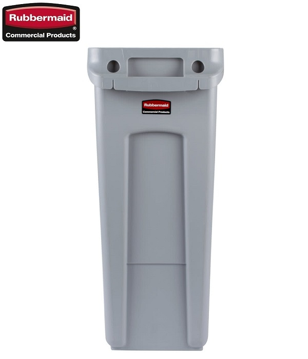 Kosz Slim Jim® With Venting 60L Grey