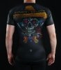 Rashguard męski MEXICAN SKULL Ground Game