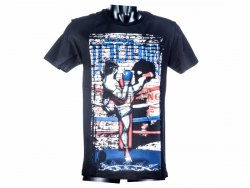 T-shirt męski SYLE Born to be Muay Thai