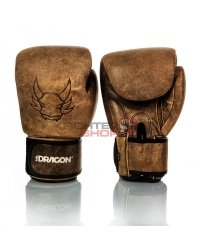 Rękawice bokserskie OLD SCHOOL MR. DRAGON