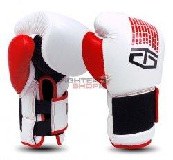 Rękawice bokserskie DYNAMO WHITE Tapout