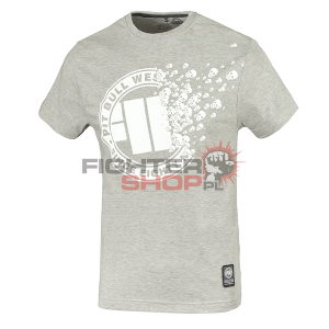 T-shirt Męski SKULLER Pit Bull