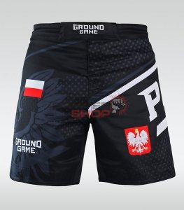 Spodenki MMA POLSKA Ground Game